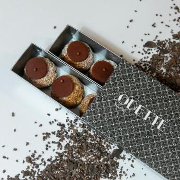 18 Choux Chocolat