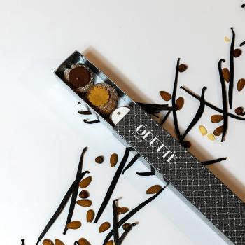 9 Choux Chocolat Vanille...